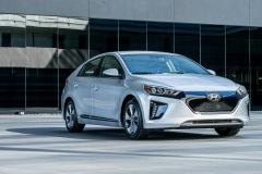 2017 Hyundai Ioniq Electric Vehicle (EV)