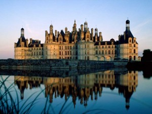 The Loire Valley in France
