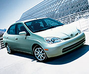 Toyota Prius tops Clean Fleet list with lowest GHG