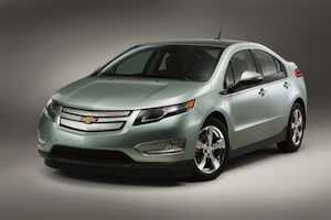 Chevrolet Volt Silver Green 300x200 8k Top 10 Electric Car Makers