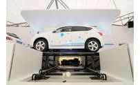 Better Place Switch Station Renault Leads in Electric Cars and Solar Power for its Manufacturing