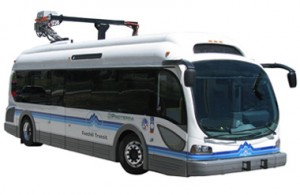 Proterra Foothill chargingstation 300x195 California's Electric Transit Ride