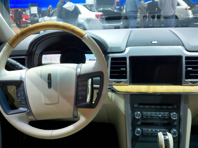 Lincoln Mkz Interior by John