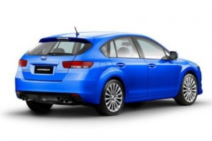 2012 Subaru Impreza 300x199 All Wheel Drive Cars with Best Mileage 2012