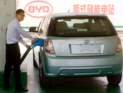 BYD charging China Plans 220,000 EV Charge Points and 2,351 Battery Switch Stations