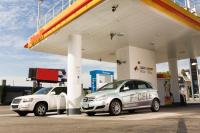 Shell Daimler CaFCP Shell uses Hydrogen Pipeline for Fuel Cell Cars from Toyota, Honda and Mercedes