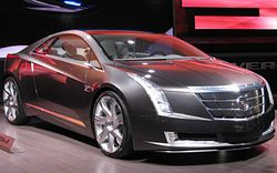 Cadillac Converj PHEV Cadillac ELR – New GM Electric Car Builds on Success of Chevrolet Volt