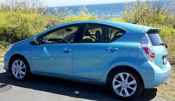 Prius C Test Drive 50k 10 Best Green Cars on New List