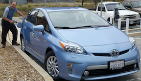 Prius PHV John Plugs In 50k Prius Plug in Hybrid Comparison with Chevrolet Volt