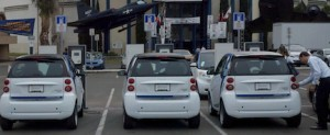 Car2go Smart ED Car Sharing