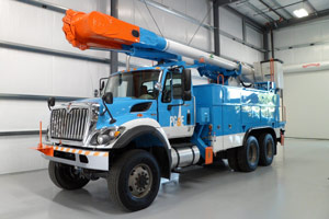 PGE 300x200 material handler 115k Vehicle to Grid: Utility Giant PG&E Gets Fast ROI from 190 Electric Trucks
