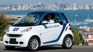 car2go san diego 117k Electric Cars with Lowest U.S. Prices