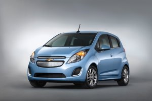 Chevrolet Spark EV 300 10k 2014 Chevrolet Spark EV Electric Car Price under $32,500