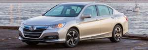 Honda PHEV2 Hondas Plug In Accord Hits Low Emission Milestone for California