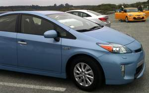 Toyota Prius Plug in Hybrid 10 Best Selling 40+ MPG Cars