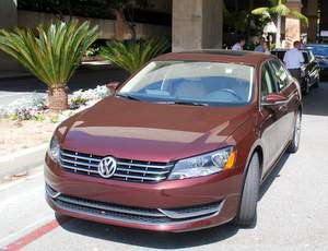 VW Passat TDI 10 Best Selling 40+ MPG Cars