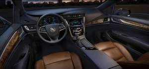2014 Cadillac ELR Interior Cadillac ELR – GM Adds Luxury To The Volt