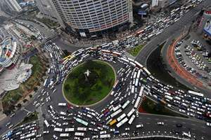 Traffic Congestion Top 10 Worst Traffic Cities; They Need Congestion Pricing/Zero Emission Travel