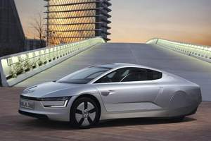 VW XL1 VW Plans To Build Highest MPG Car