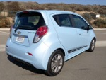 Spark 6 Road Test: 2014 Chevy Spark EV
