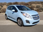 Spark 7 Road Test: 2014 Chevy Spark EV