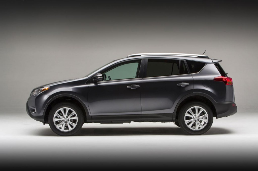 road test 2014 toyota rav4 clean fleet report. Black Bedroom Furniture Sets. Home Design Ideas