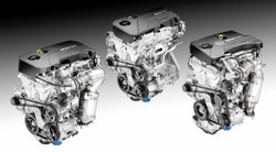 GM,General Motors,Ecotec,engines,fuel economy,mpg,turbo