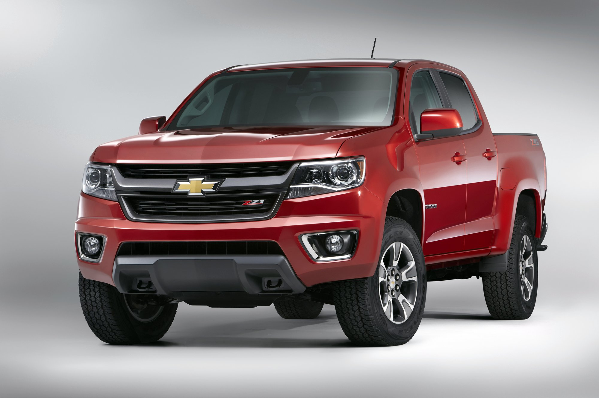 First drive of 2015 chevrolet colorado and gmc canyon clean fleet report