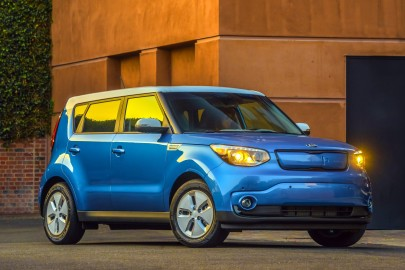 2015,Kia,Soul,EV,electric car