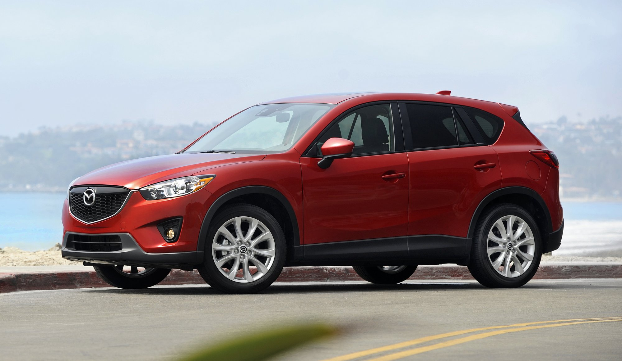 road test 2015 mazda cx 5 clean fleet report. Black Bedroom Furniture Sets. Home Design Ideas