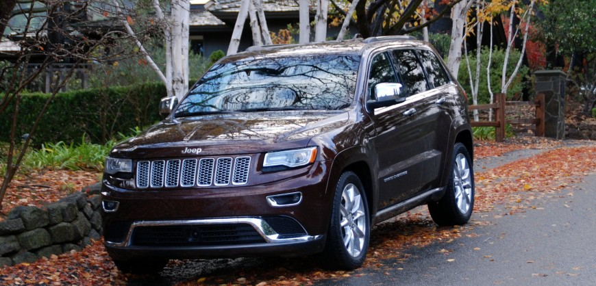 road test 2014 jeep grand cherokee ecodiesel 4x4. Cars Review. Best American Auto & Cars Review