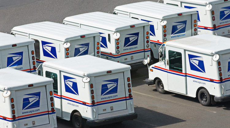 USPS Long Life Vehicle