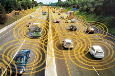 self-driving cars, connected cars