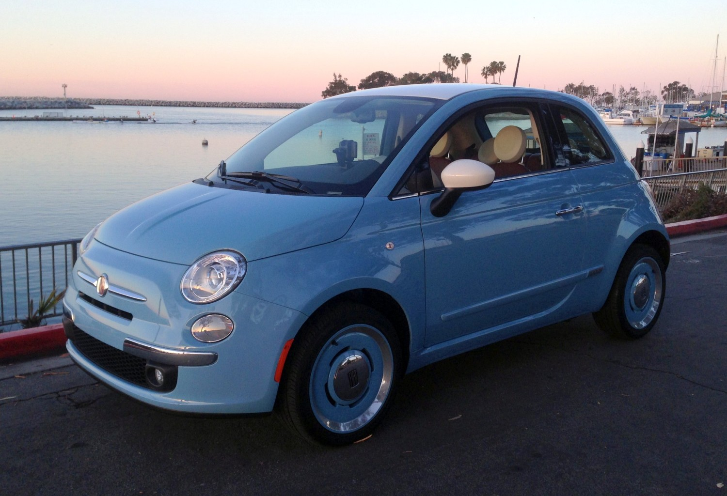 2015 fiat 500 clean fleet report. Black Bedroom Furniture Sets. Home Design Ideas