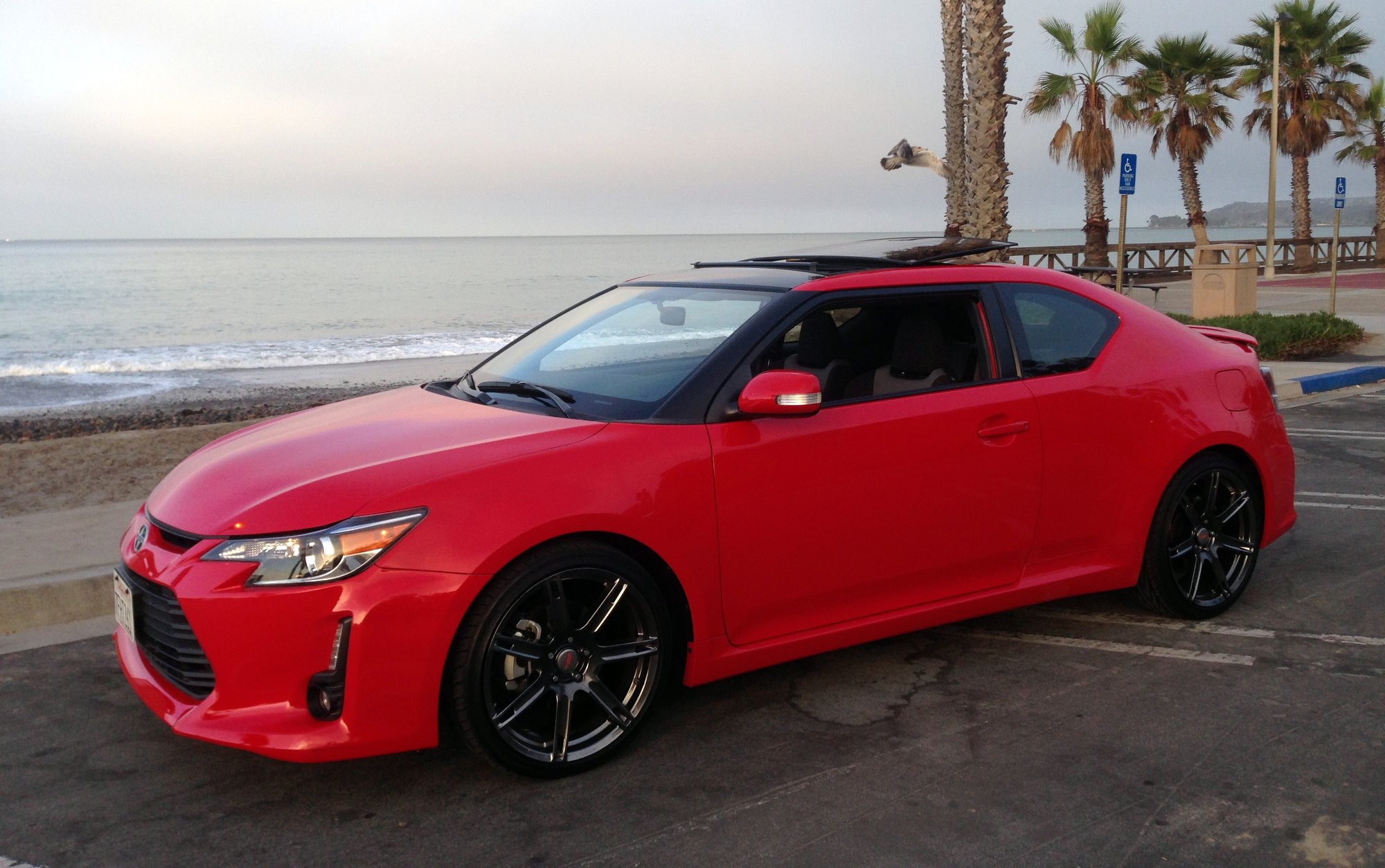 Scion Tc 0 60 >> Road Test: 2015 Scion tC | Clean Fleet Report