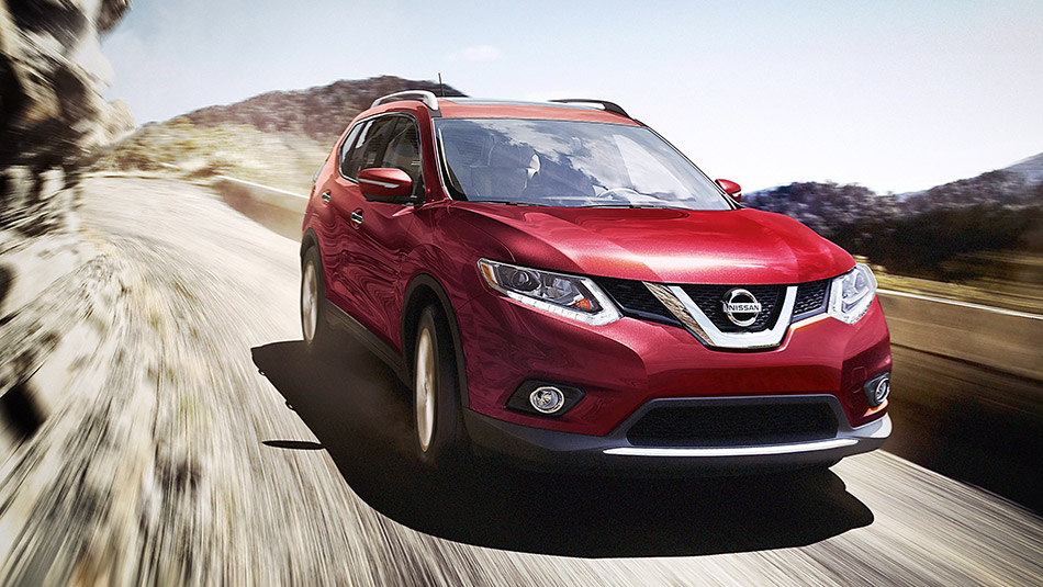 Road test 2016 nissan rogue sv fwd clean fleet report sciox Images