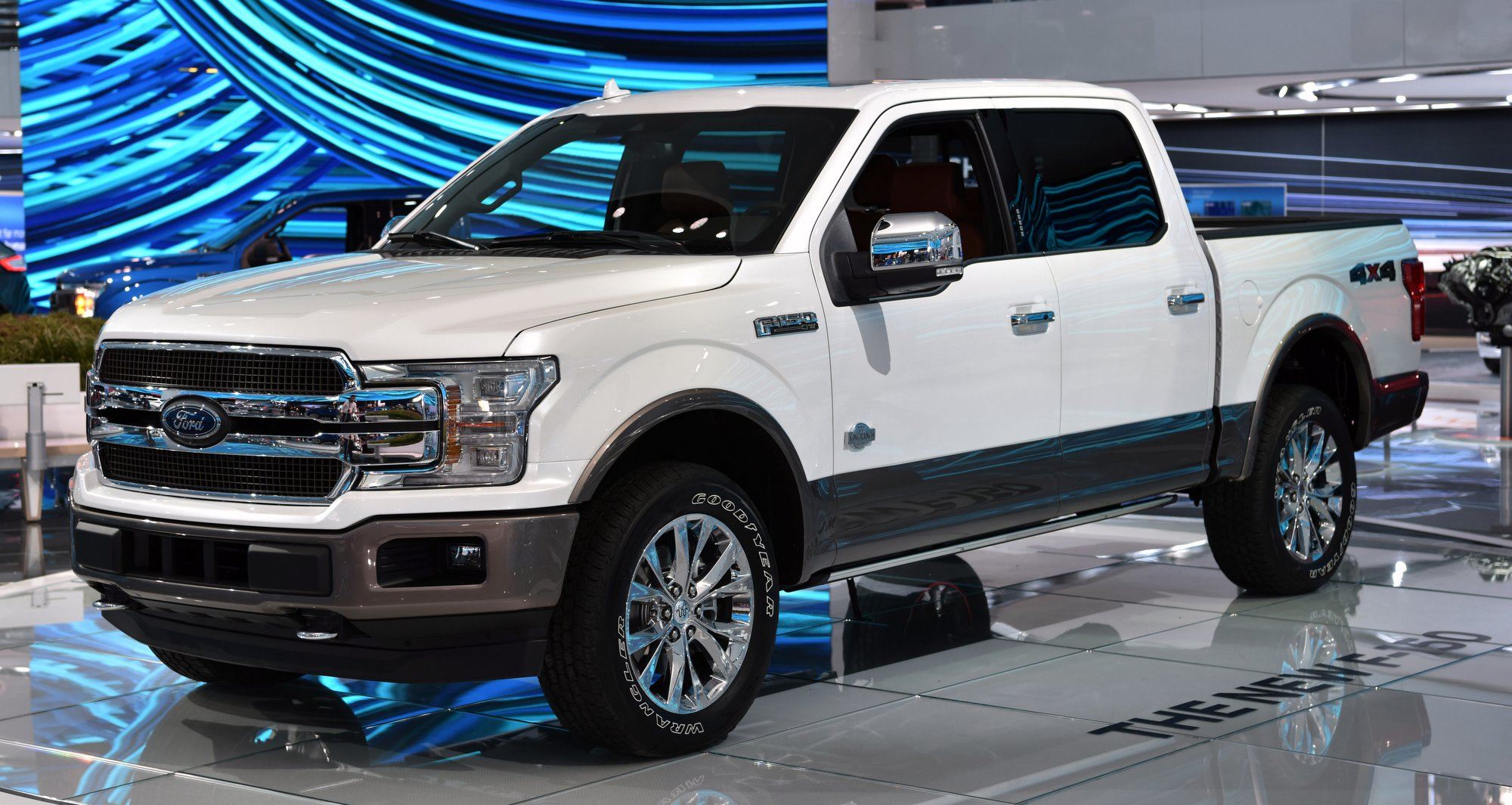 news 2018 ford f 150 diesel clean fleet report. Black Bedroom Furniture Sets. Home Design Ideas
