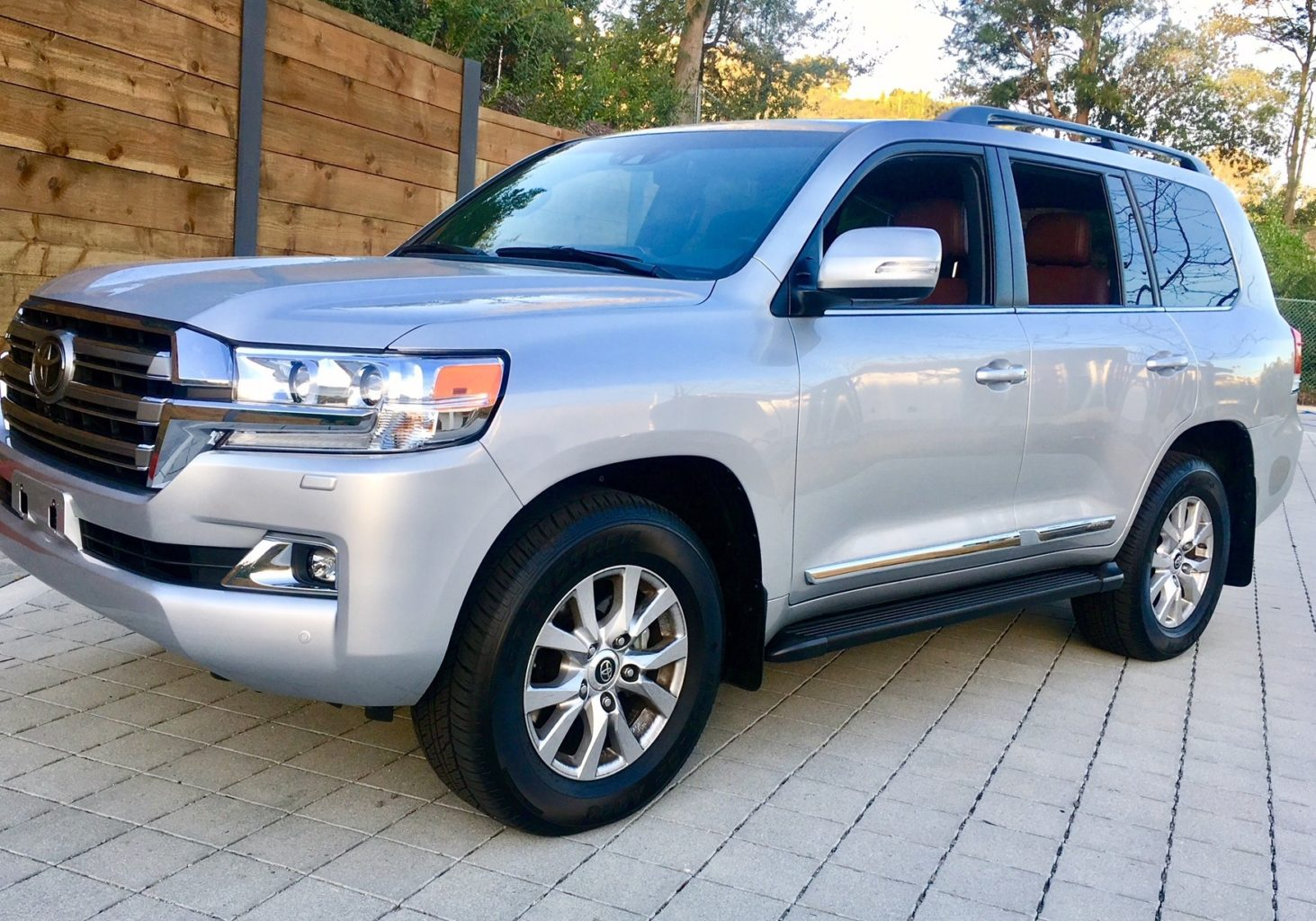 Chevy Awd Cars >> Road Test: 2019 Toyota Land Cruiser | Clean Fleet Report