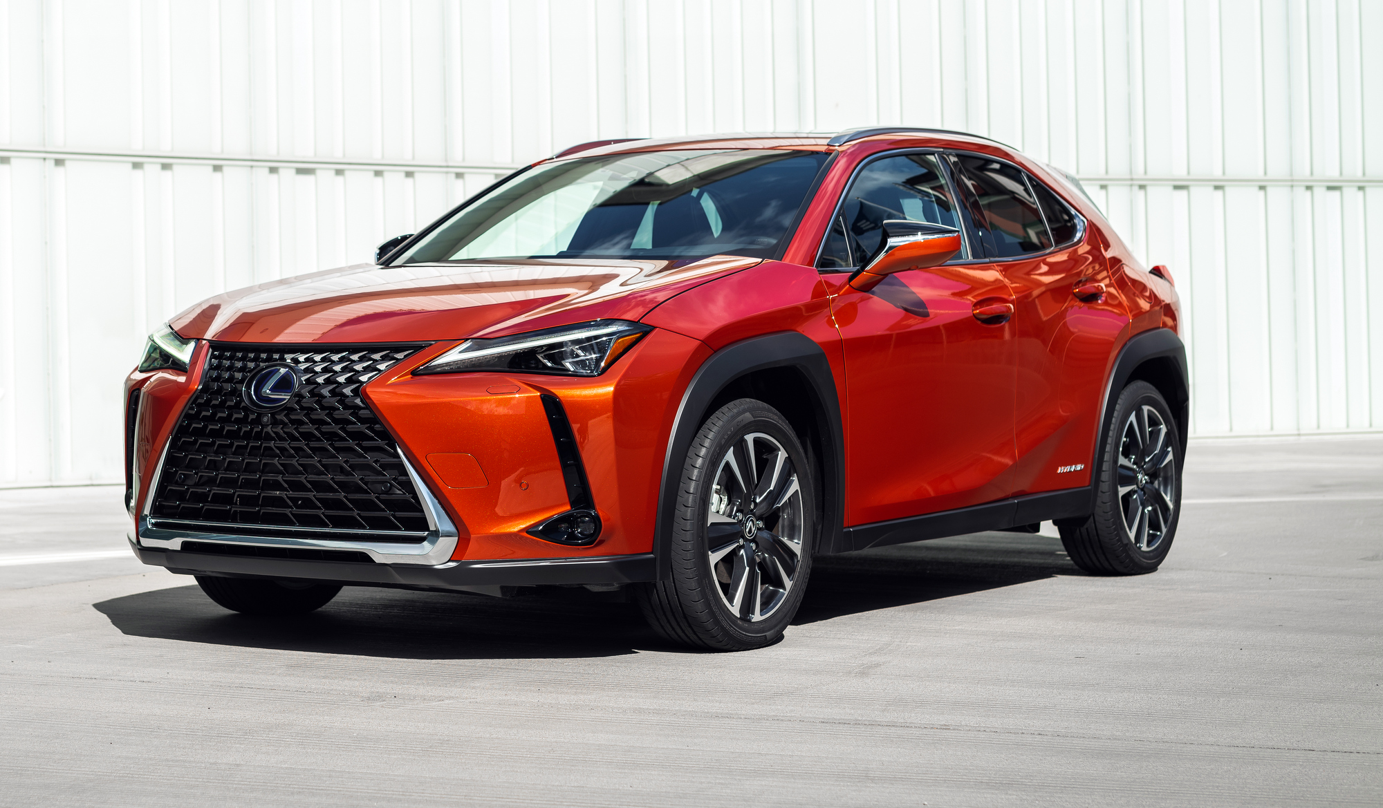 Fast Awd Cars >> Road Test: 2019 Lexus UX 250h | Clean Fleet Report