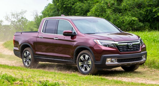 News: Honda Hybrid Truck To Be Added to the 2018 Lineup ...