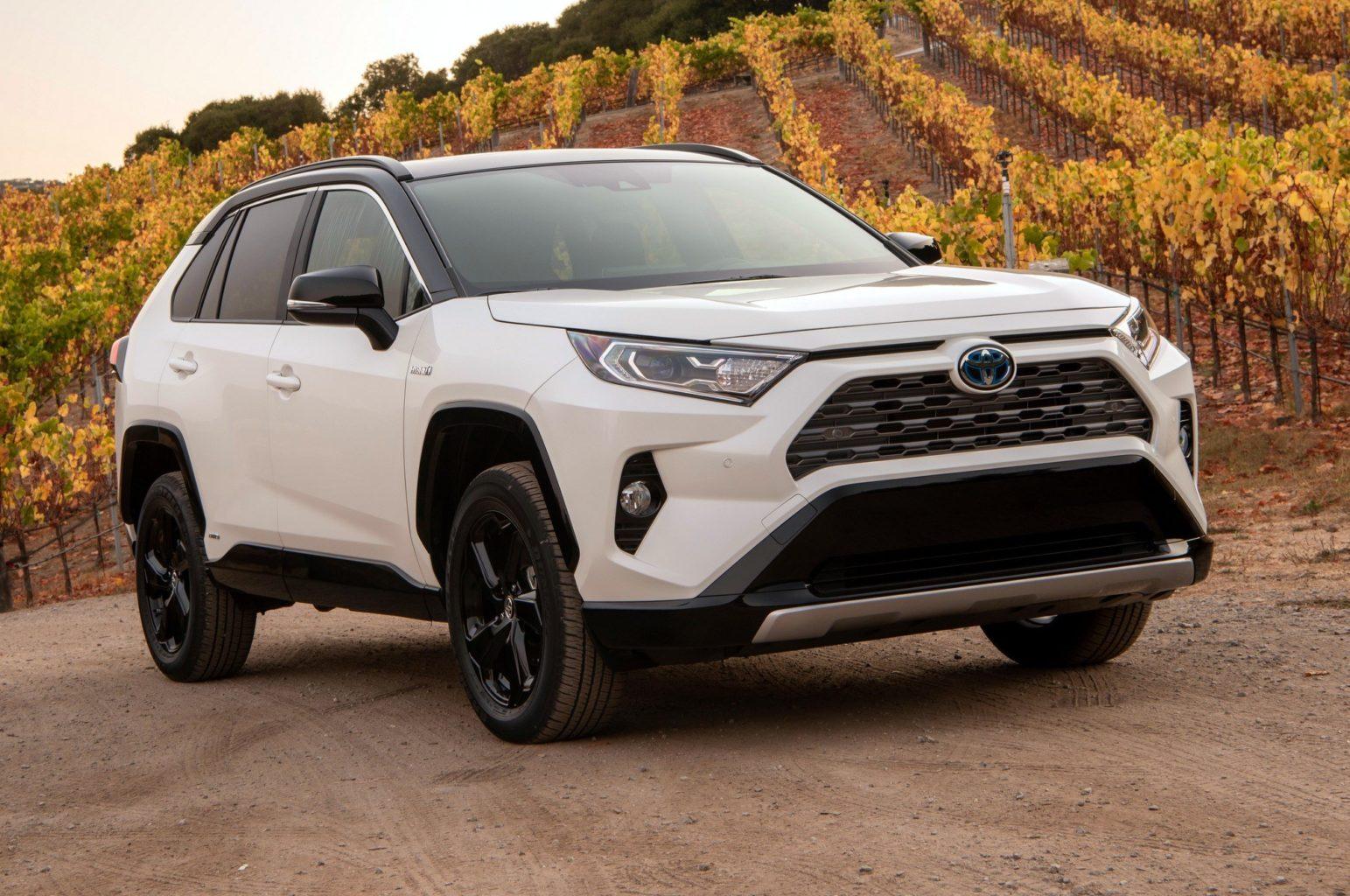 Road Test; 2019 Toyota RAV4 Hybrid   Clean Fleet Report